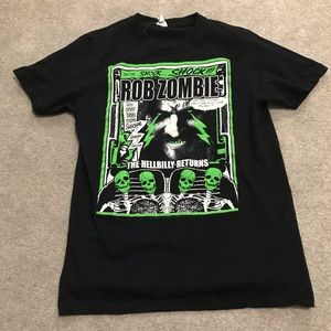 Other - Rob Zombie Hellbilly Returns T-shirt